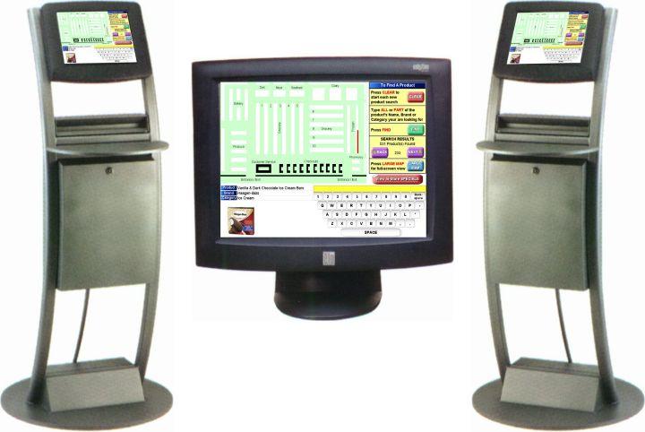 3 Touchscreens